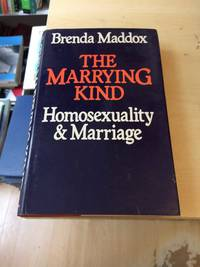 image of The Marrying Kind: Homosexuality and Marriage