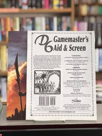 D6 Gamemaster's Screen and Aid
