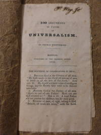 100 Arguments in Favor of Universalism
