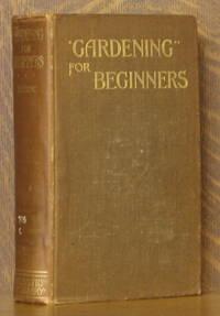 image of GARDENING FOR BEGINNERS