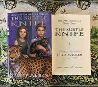 His Dark Materials Trilogy with A Signed Copy of The Subtle Knife