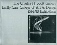 Emily Carr College of Art & Design 1984/85 Exhibitions