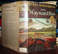 THE WAYWARD BUS by John Steinbeck - First Edition; First Printing - 1947 - from Rare Book Cellar and Biblio.com
