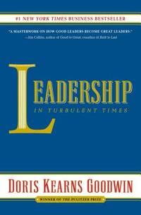 Leadership : In Turbulent Times