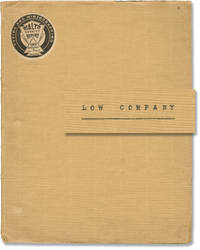 image of Low Company (Original script for an unproduced play)