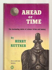 image of AHEAD OF TIME: TEN STORIES OF SCIENCE FICTION AND FANTASY