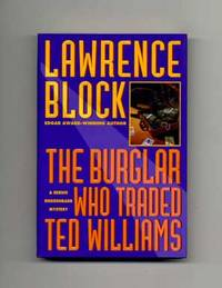 The Burglar Who Traded Ted Williams  - 1st Edition/1st Printing