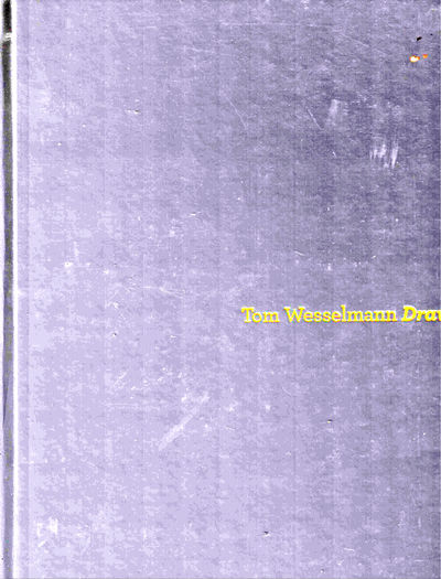 NY: Haunch of Venison, 2009. Hardcover. Very good. 76pp. Very good hardback bound in publisher's gra...