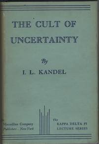 image of The Cult of Uncertainty,