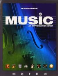 image of MUSIC: AN APPRECIATION BRIEF WITH CONNECT PLUS W/LEARNSMART 1 TERM ACCESS CARD