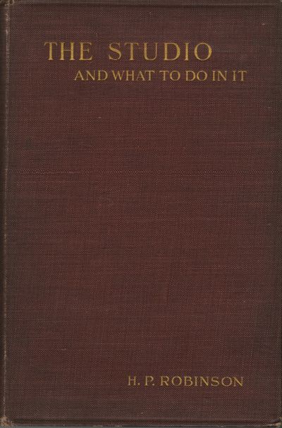 London: Iliffe & Sons, 1905. Third edition, revised by Ralph W. Robinson. 12 mo., 165 pp., frontispi...