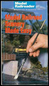 image of Model Railroad Scenery Made Easy