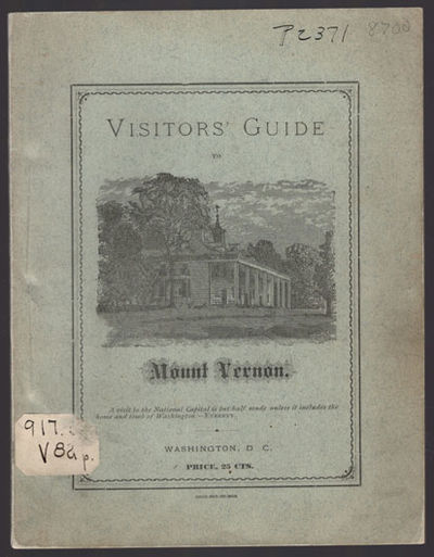 Washington, D.C.: Gibson Brothers, printers, 1876. 12mo. Frontis., 53, pp., illus. Illustrated, incl...