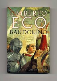 image of Baudolino  - Advance Reading Copy