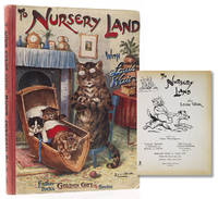 To Nursery Land with Louis Wain. Edited by Edric Vredenburg