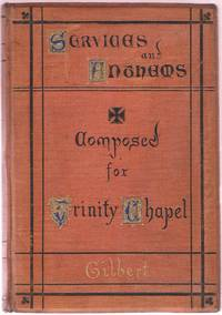 image of Church Music consisting of Services and Anthems composed for Trinity Chapel.