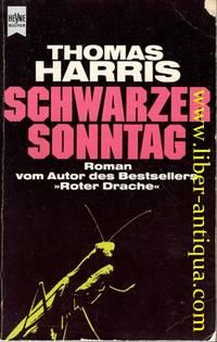 Schwarzer Sonntag   Roman