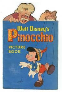 WALT DISNEY'S PINOCCHIO PICTURE BOOK