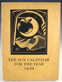 The Sun Calendar 1920