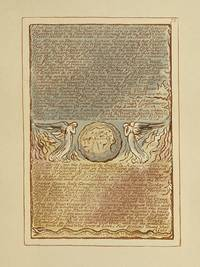 Individual Facsimile Prints from the Trianon Press; Jerusalem, Sterling Copy E, plate 72 by  William Blake - from Archives Fine Books  (SKU: 1208)
