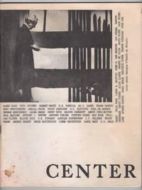 Center 8 (November 1975) by  et al  Hugh Fox - Paperback - 1st edition - 1975 - from Philip Smith, Bookseller (SKU: M2034)