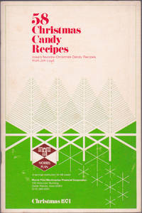 image of 58 Christmas Candy Recipes: Iowa's favorite Christmas Candy recipes from Jim Loyd