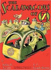 SCALAWAGONS OF OZ