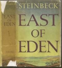 East of Eden by Steinbeck, John (1902-1968) - 1952