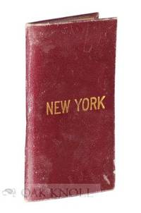 New York, NY: A. Wittemann, n.d.. leather, title gilt-stamped on front cover. Miniature Book. miniat...