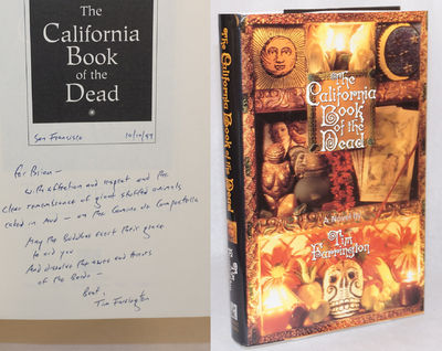 New York: Pocket Books, 1997. Hardcover. 340p., lengthy personal inscription signed by the author, v...