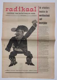 image of Radikaal: weekblad voor socialisme en vrede. Vol. 1 no. 46 (17 Nov. 1967)