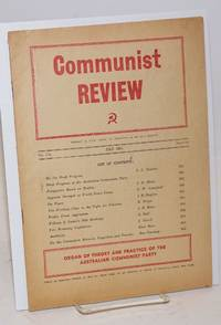 Communist Review. No. 115 (July 1951)