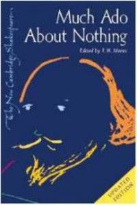 image of Much Ado about Nothing (The New Cambridge Shakespeare)