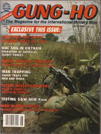 Gung-Ho Magazine for June 1981 The Magazine for the International Military  Man