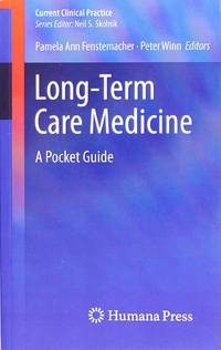 image of Long-Term Care Medicine: a Pocket Guide (Current Clinical Practice)