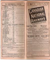 Local Time Tables. Lines in Nova Scotia, Prince Edward Island, New Brunswick, Maine, New...