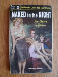 Naked in the Night aka The Climate of Courage by  Jon Cleary - Paperback - First Thus - 1955 - from Scene of the Crime Books, IOBA (SKU: biblio6229)
