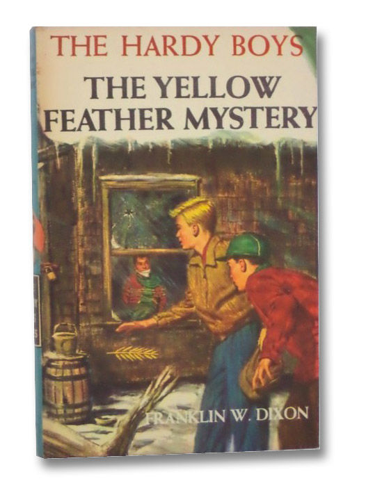 The Yellow Feather Mystery The Hardy Boys Mystery Stories No 33