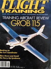 image of Flight Training: the Proficiency and Careers Magazine - July 1995