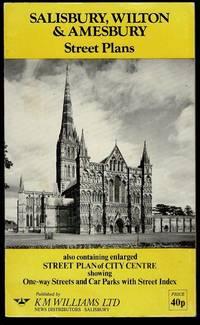 image of Salisbury, Wilton & Amesbury Street Plans