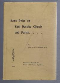 image of Some Notes on East Horsley Church and Parish