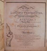 Horwood's Plan of the Cities of London & Westminster with the Borough of Southwark Including Their Adjacent Suburbs in Which Every Dwelling House is Described  & Numbered. Surveyed and First Published By Richard Horwood 1799'