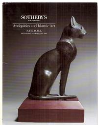 image of Sotheby's Egyptian, Greek, Etruscan, Roman and Western Asiatic Antiquities  and Islamic Works of Art New York Wednesday, November 28, 1990