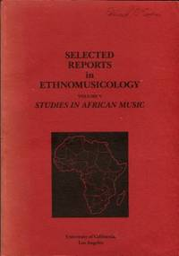 image of [Selected Reports In Ethnomusicology, Volume V: ] Studies In African Music