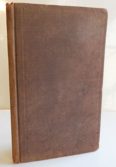 New York: H. B. Durand, 1868. Second edition. Cloth. Very Good. Small clothbound volume. 104 pp. Sta...
