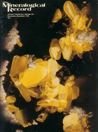 The Mineralogical Record: Volume 22, Number 6: November-December, 1991