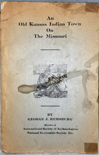 image of An Old Kansas Indian Town on the Missouri