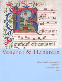 Auktion 94, 23 September 2005: Bücher, Graphik, Autographen.