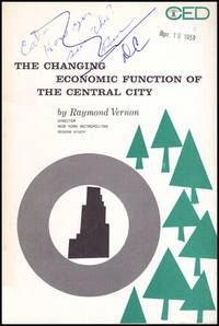 The Changing Economic Function of the Central City