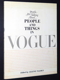 People are Talking About People and Things in Vogue